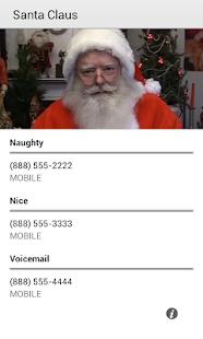 Video Calls With Santa- screenshot thumbnail