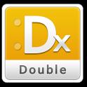 더블 키보드(천지인/쿼티/쿼티 스페이스 키보드/단모음) icon