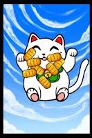 Screenshot of Lucky Cat Tap