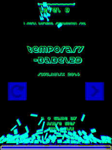 TemporaryBabel2D- screenshot thumbnail