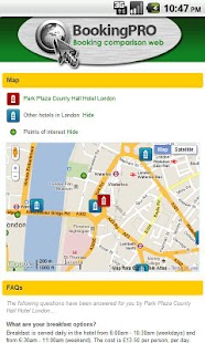Best hotel finder & hostels - screenshot thumbnail