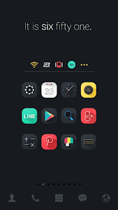 Dark Chic Dodol Theme v4.7
