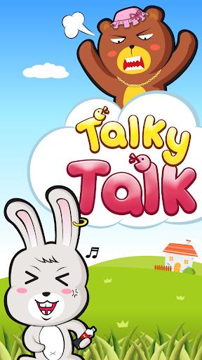Talky talk - 字符的解释应用(口译,笔译,旅游)