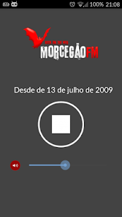 Morcegão FM Player- screenshot thumbnail