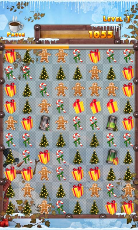 JewelUp - Christmas Edition - screenshot