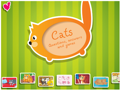 Cats. Questions and Answers- screenshot thumbnail