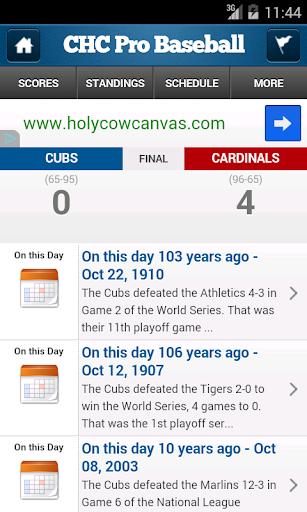 CHC Pro Baseball
