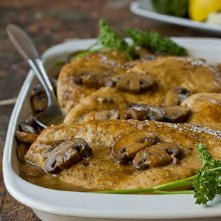 Chicken Marsala Recipes.