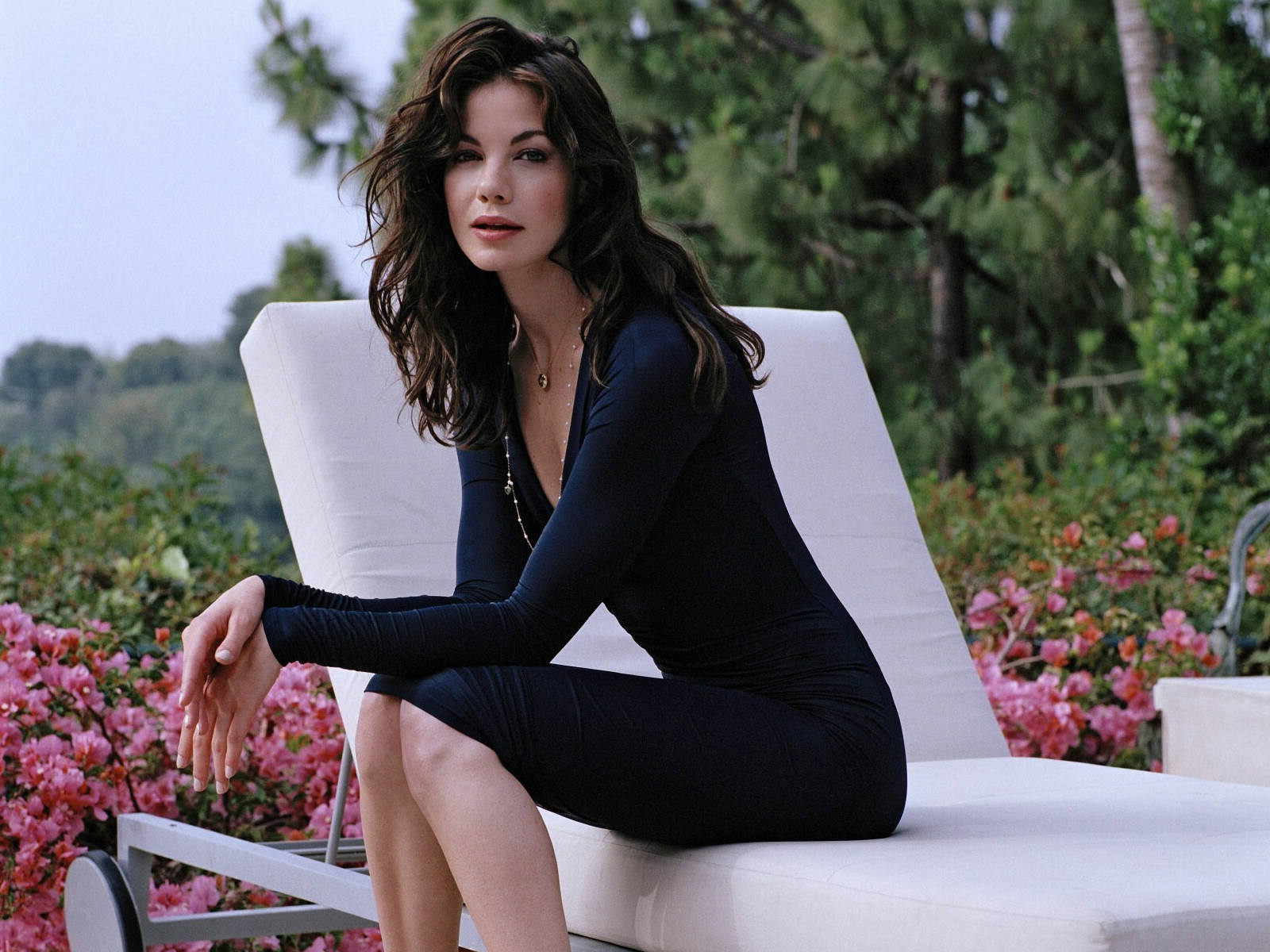 Michelle Monaghan Beautiful Sexy Female