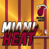 HD Miami Heat Wall Paper