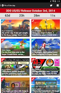 4Smash Smash Bros Fan App