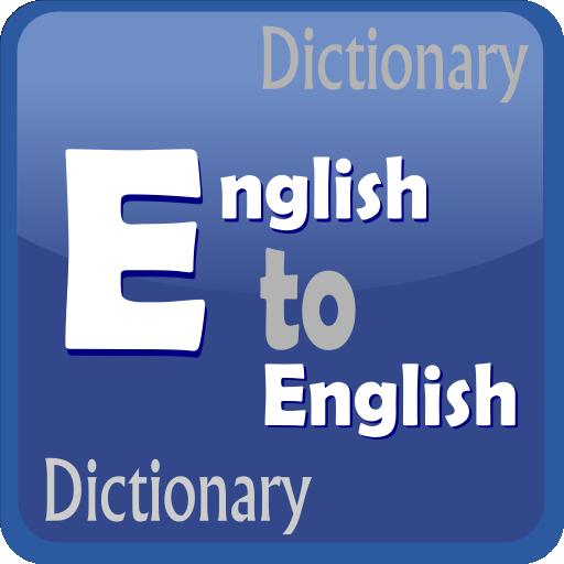 英英辞書 書籍 App LOGO-硬是要APP