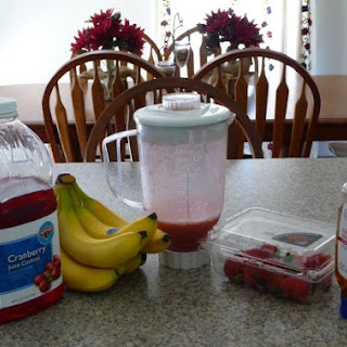 Fresh Fruit Smoothies.