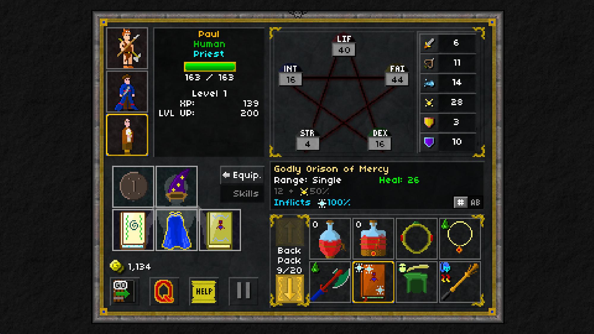 Pixel Heroes: Byte & Magic screenshot #13