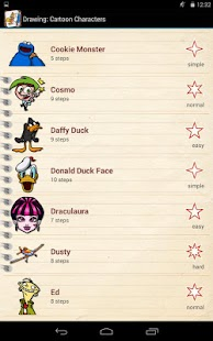 Game Drawing Cartoons Heroes APK for Windows Phone