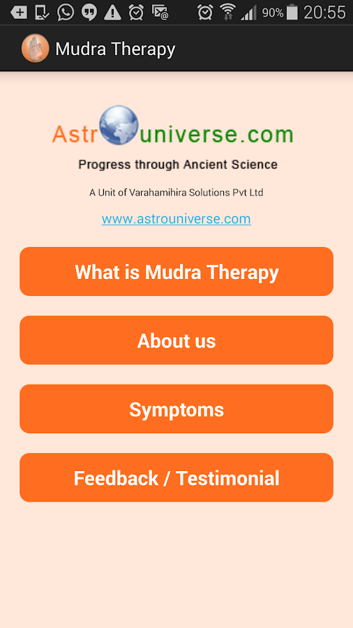 Mudra Therapy- screenshot