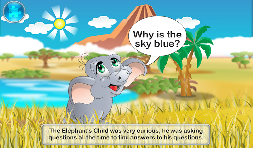 玩教育App|The Elephant's Child免費|APP試玩