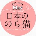 日本ののら猫 5月号