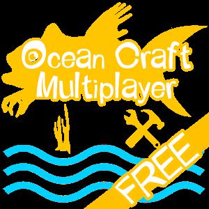 Ocean Craft Multiplayer Free 冒險 App Store-愛順發玩APP