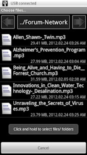 Podcast Player- screenshot thumbnail