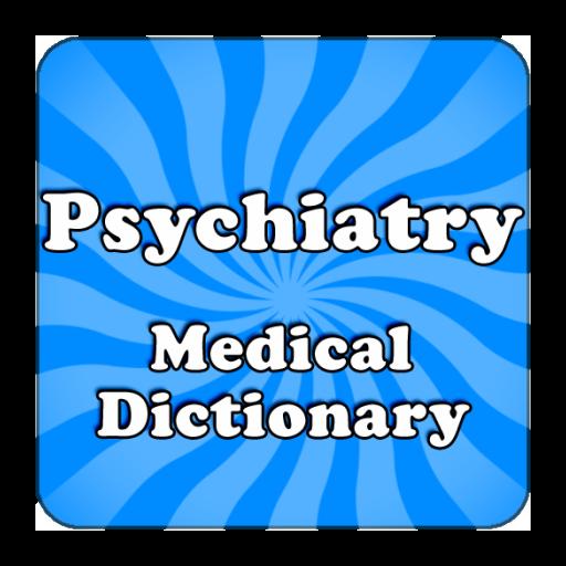 Medical Psychiatric Dictionary LOGO-APP點子
