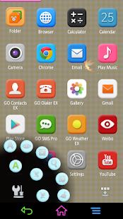 Colorful Days Next 3D Theme - screenshot thumbnail