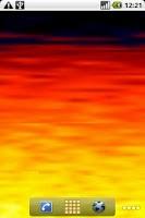 Screenshot of firepaper