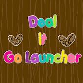 Deal it Go Launcher