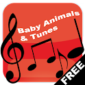 Babies Music Animals icon