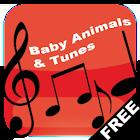 Babies Music Animals icon