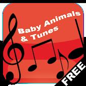 Baby Animals & Tunes Free