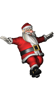 Dancing Santa- screenshot thumbnail