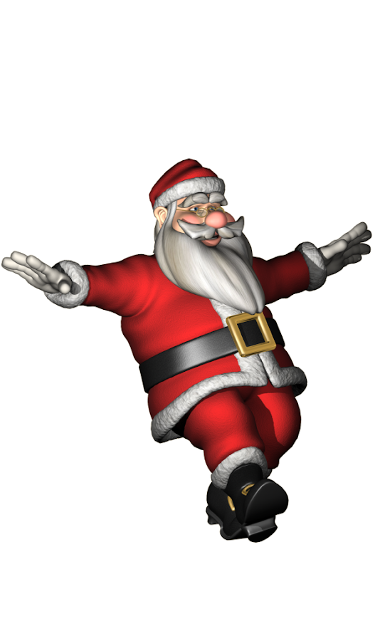 Dancing Santa- screenshot