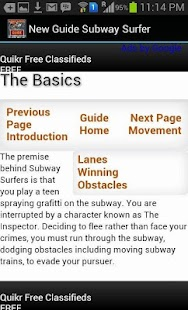 New Guide Subway Surfer