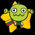[B]TypingCONy 4 Lithuanian logo