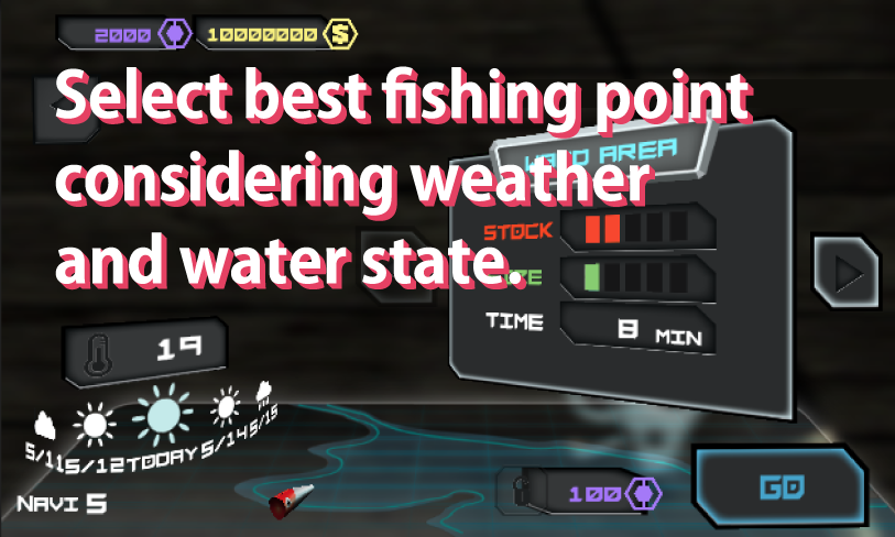 Virtual bass fishing 3d android apps on google play for Bass fishing apps