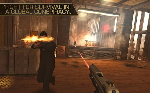 Deus Ex: The Fall Screenshot 6