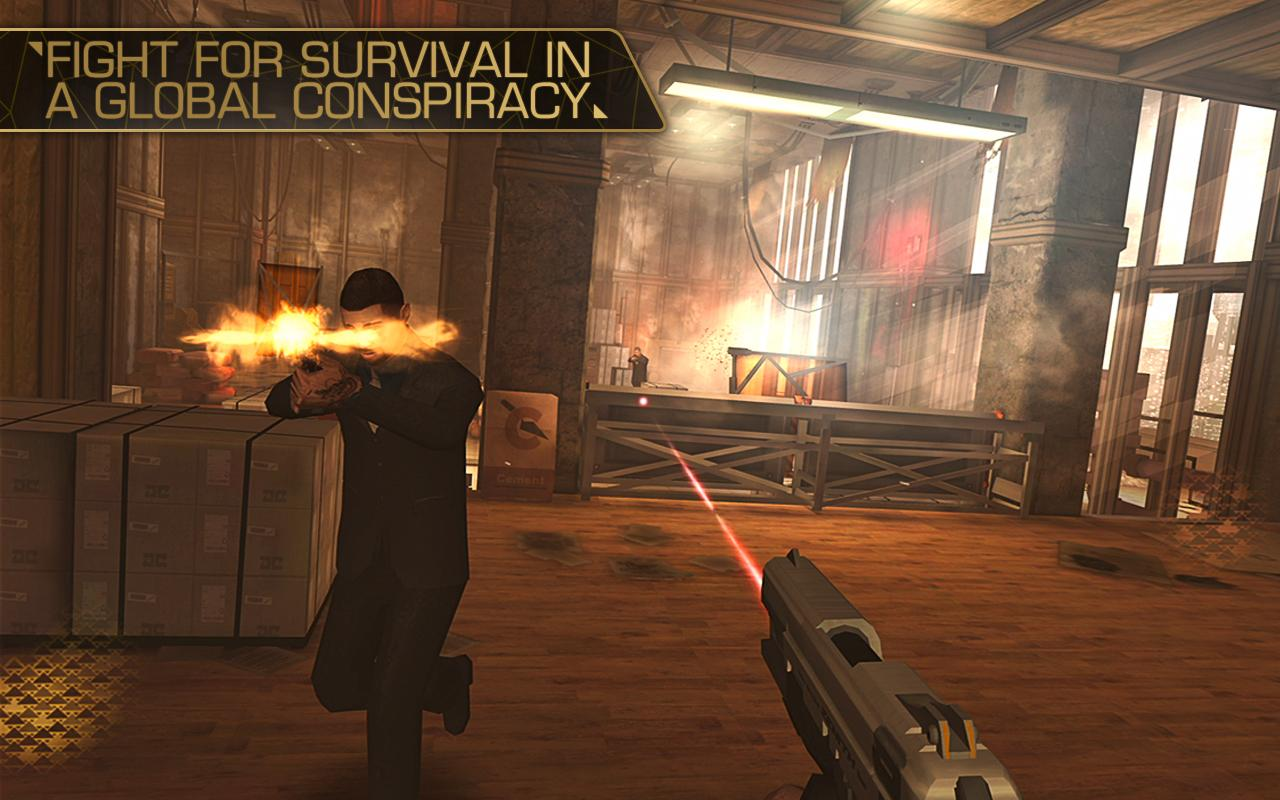 Deus Ex: The Fall screenshot #6