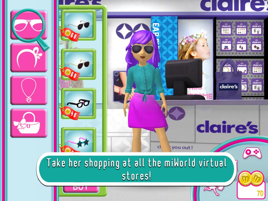 miWorld Mall- screenshot