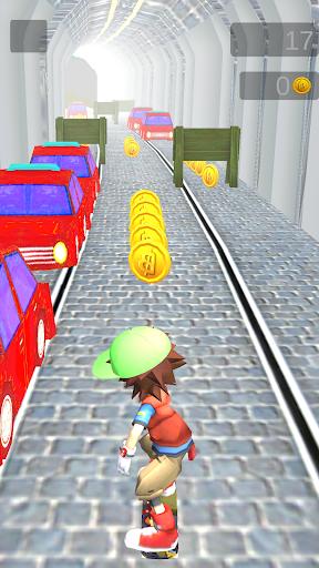 地鐵Hoverboard運行
