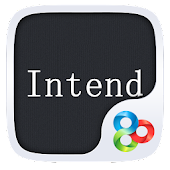 Intend GO Launcher Theme
