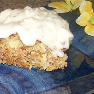 Cream Cheese Pineapple Frosting