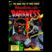 Adventures Into Darkness # 9