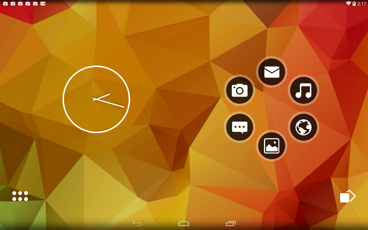 Smart Launcher 2 Pro - screenshot