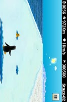 Screenshot of Antarctic Adventure