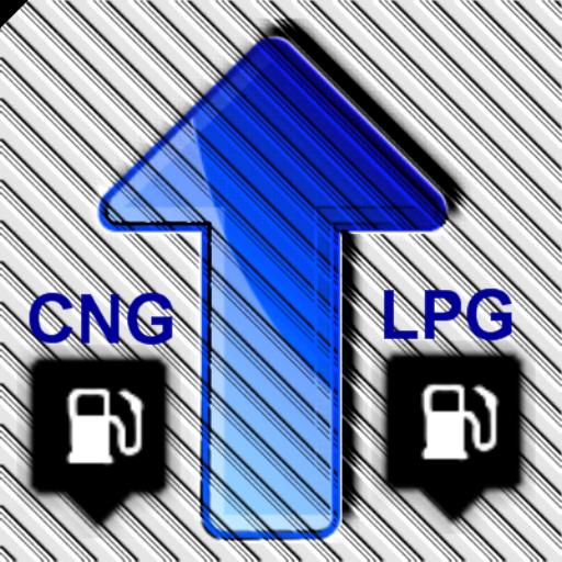 Cng|Lpg Finder EUR & US
