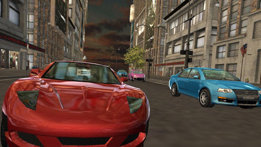 City Traffic Racer