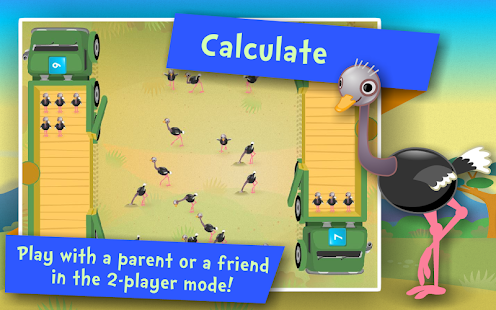 Numbers & Addition! Math games - screenshot thumbnail