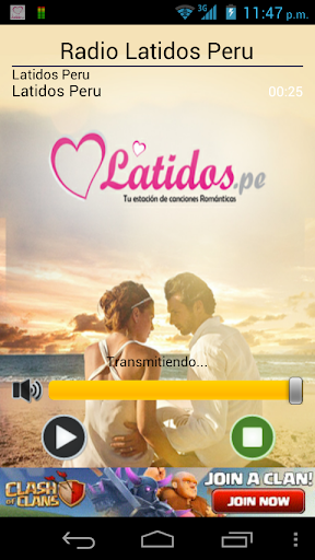 Radio Latidos Perú - Lima