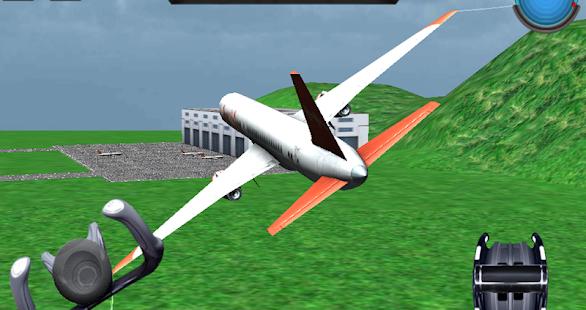 3D-Plane-Flight-Fly-Simulator 3